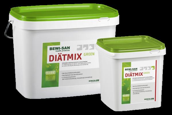 BEWI-SAN Diätmix Green