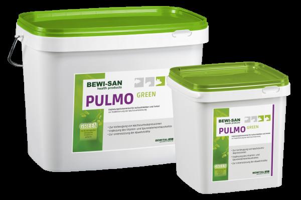 BEWI-SAN Pulmo Green
